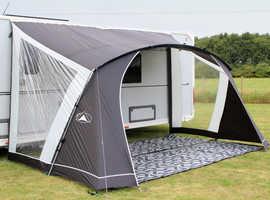 Sunncamp  swift 390 canopy