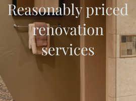 Affordable tiler, bathroom fitter in West Midlands