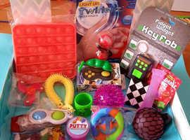 Fun fidgets mega box