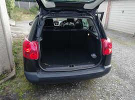 Peugeot 207, 2010 (10) Black Estate, Manual Diesel, 142,000 miles