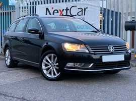 Volkswagen Passat 2.0 TDI Executive BlueMotion Technology Estate Gorgeous One Owner Example with a Fabulous Service History