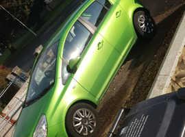 Vauxhall Corsa, 2012 (62) Green Hatchback, Manual Diesel, 73,000 miles