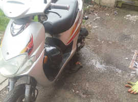 Excellent condition. Pre loved moped.  4 stroke.