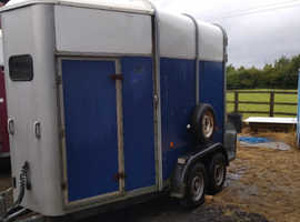 Ifor Williams 505 Double Horse Trailor