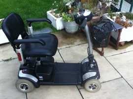 TGA ECLIPSE FITS IN BOOT OF CAR MOBILITY SCOOTER