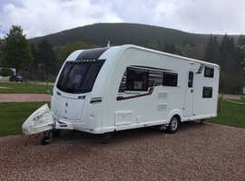 Amazing Price on this hardly used Coachman 580 Caravan
