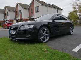 Audi A5 3.0TDI quattro 300bhp 70,000 miles