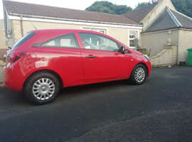 Vauxhall Corsa, 2015 (15) Red Hatchback, Manual Petrol, 56,521 miles