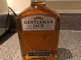 Gentleman back whisky