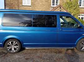 VW Camper Van 2015 Long Wheelbase LWB low mileage FINANCE AVAILABLE