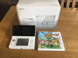 NINTENDO 3DS ANIMAL CROSSING GAME IMMACULATE