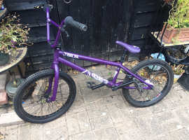 Subrosa Salvador Street BMX Bike