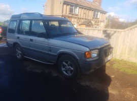 Land Rover Discovery, 1999 (T) Silver Estate, Manual Petrol, 123 miles