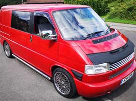 VW T4 transporter dayvan campervan