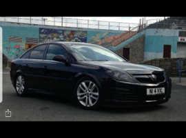 Vauxhall Vectra, 2007 (56) Black Hatchback, Manual Diesel, 17,000 miles
