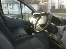 Vauxhall Vivaro 2014 2litre diesel