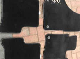 Yeti original floor mats