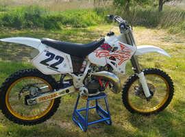 Honda cr 125 swaps