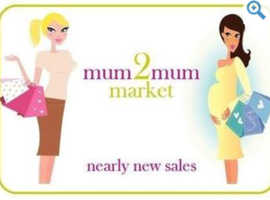APRIL Mum2mumMarket - ARNOLD- NOTTINGHAM