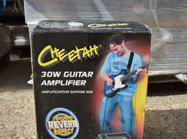 Cheetah 30W Guitar Amplifier