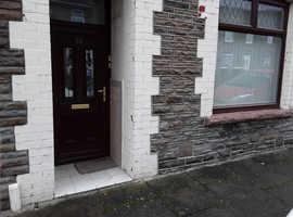 Mid terraced house Glyn st, Glynfach.