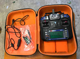 FlySky Radio control Transmitter and Receiver