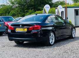 BMW 5 SERIES 2013 2.0L 520D Automatic