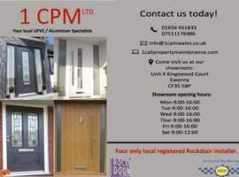 Local UPVC/Aluminium specialists.