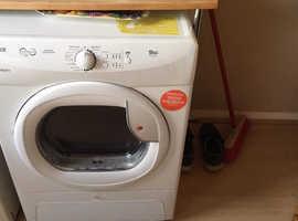 Hoover condensed dryer