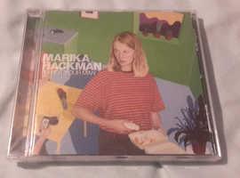 Marika Hackman I'm Not Your Man Folk Alternative Rock Indie Sealed CD The Big Moon