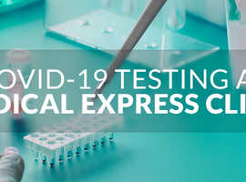 Medical Express Clinic Offers COVID 19 Home Test kit to Patients in London