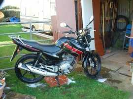 for sale Yamaha ybr 125