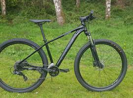 Orbea XC mountain bike