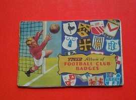 1960 FootballWorld Cup Stickers Booklet.