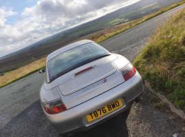 Porsche 911,carrera 4s convertible,classic investment 107kmiles
