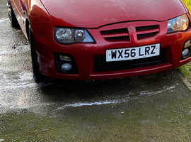 Rover 25, 2006 (56) Red Hatchback, Manual Petrol, 71,000 miles