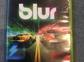 Blur Xbox Game (Free Postage)