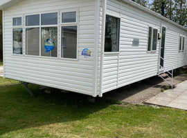Double Glazed & Central Heated Caravan At Burnham On Sea Haven Site