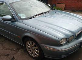 Jaguar Xtype 2.5 Petrol Manual AWD