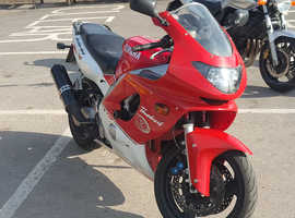 Yamaha Thundercat 600cc with new MOT & JUST serviced RIDES SPOT ON!!!