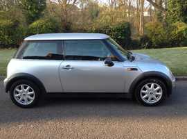 MINI ONE 1.6 1 LADY OWNER SINCE 2004 6 MONTHS MOT NICE DRIVE STUNNING LOOKING CHEAP CAR