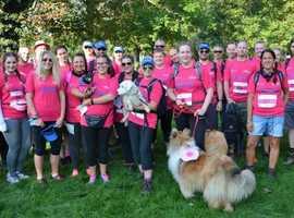 Breast Walk Ever - Oxfordshire