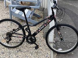 Girls bike 8-11 years
