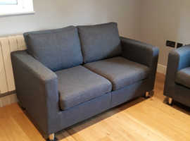 Ackland 2 Seater Loveseat wayfair as new 10 weeks old