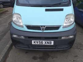 Vauxhall vivaro 1.9 diesel  160k full years mot