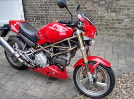 DUCATI Monster M750 1997