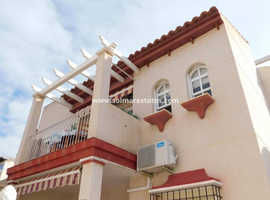 Costa Blanca Furnished 2 bed apartment in Gated Community  with Private Solarium - Playa Flamenca