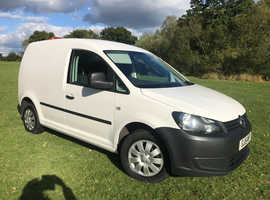 2015 VW VOLKSWAGEN CADDY C20 1.6TDi