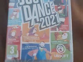 Just Dance 2021 Switch game