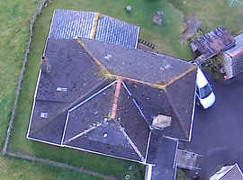 Drone Roof Photographic Surveys